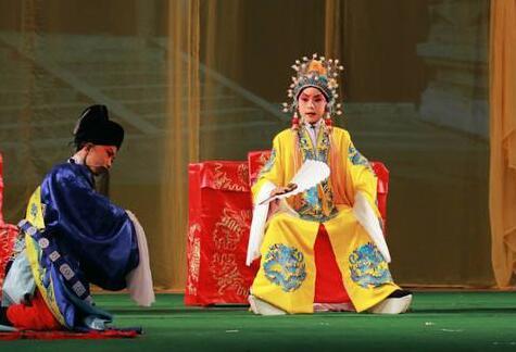 三代演員同演河北梆子《寶蓮燈》