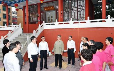 王東峰在邯鄲市調研