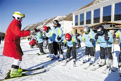 尽管建设仿真冰和旱雪等替代性场地设施对推动冰雪运动进校园大有帮助