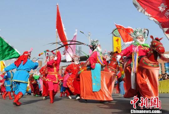 河北公布第五批省级非遗传承人传承人总数达877人