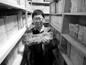 30多年倾心收藏 唐山动漫达人家藏6吨漫画书