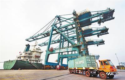沧州加快推进沿海经济带高质量发