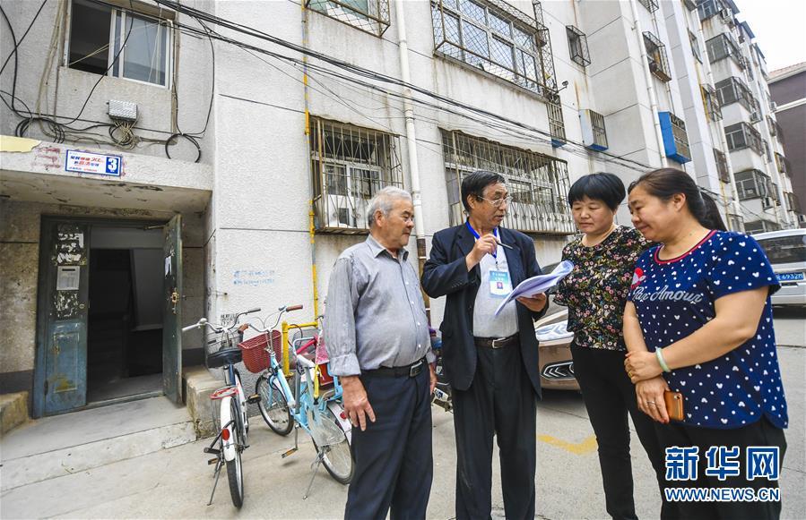 (社会)(1)河北香河:社区调解员 和谐促进者