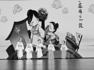 """邯郸:三百余少年儿童""""成语之都""""讲故事"""