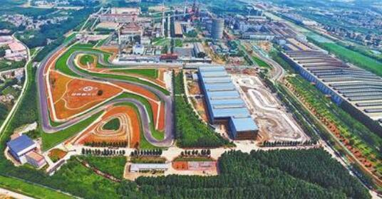 """秦皇岛推进""""首钢赛车谷""""项目打造旅游新地标"""