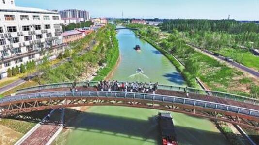 廊坊霸州:让群众在生态重塑中获得更多实惠