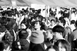 第四届京津石高校毕业生就业交流会举办