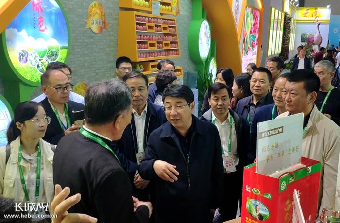 河北省6品牌入选中国农业品牌目