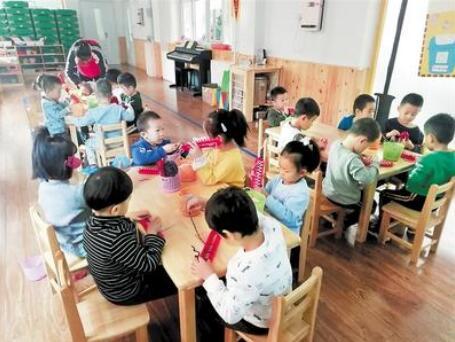 河北省城镇小区配套幼儿园治理整