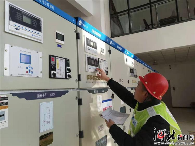 雄安今年首个重点项目白洋淀引黄泵站竣工
