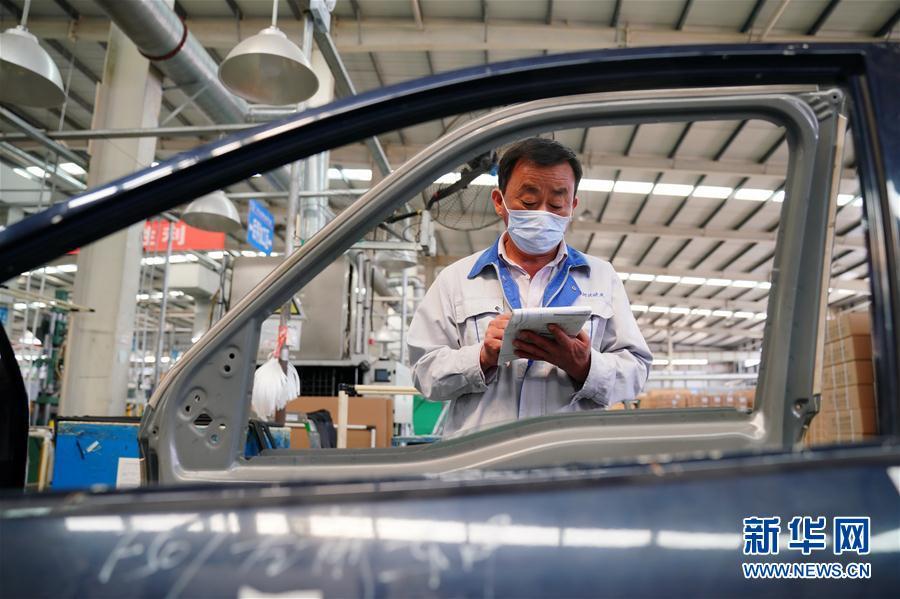 (聚焦停工复产)(2)河北清河:汽车零部件企业有序停工健生产