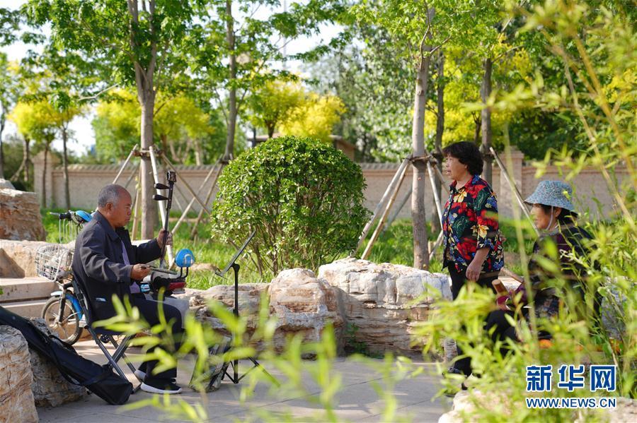 (環境)(1)河北邢臺:打造城市遊園 繪就生態底色