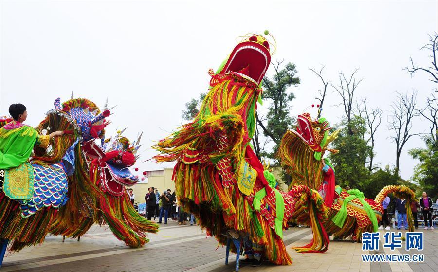 #(文化)(1)河北滄州:第六屆京津冀非遺聯展