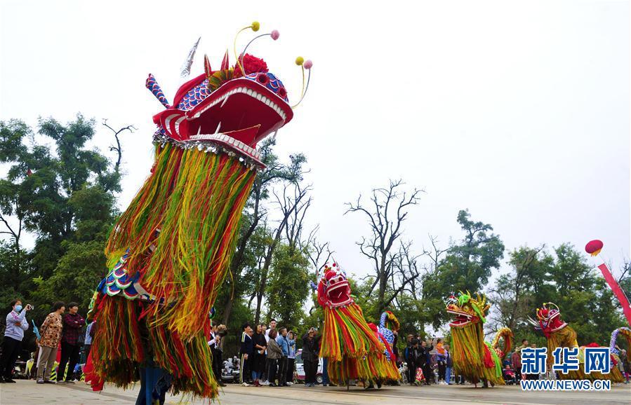 #(文化)(2)河北滄州:第六屆京津冀非遺聯展