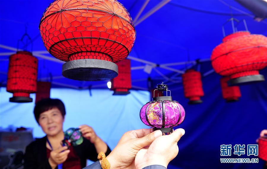 #(文化)(3)河北滄州:第六屆京津冀非遺聯展