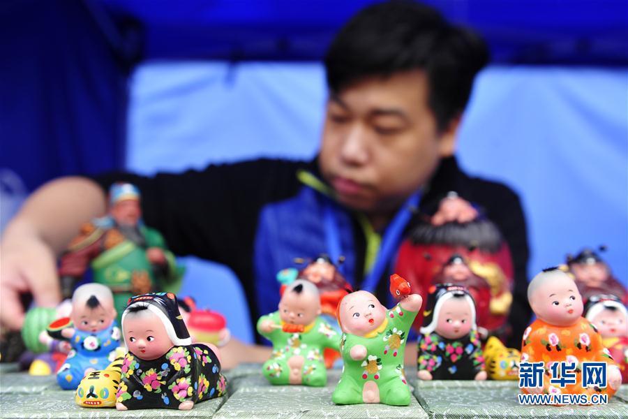 #(文化)(4)河北滄州:第六屆京津冀非遺聯展