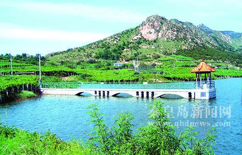 青龙满族自治县茨榆山乡蔡峪村的村民景素凤家,新盖了房子,新修了院墙