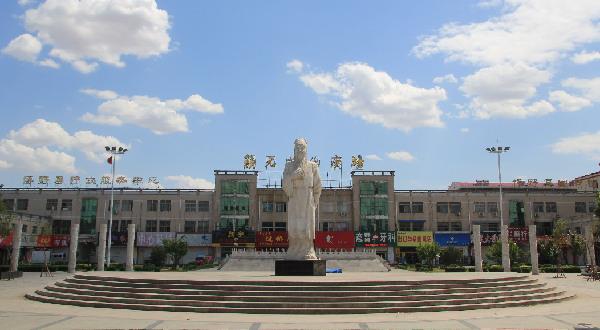 望都人口_河北省一个县,人口超20万,建县历史超2200年