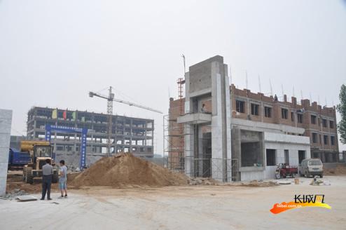 清河县三项举措力促项目建设新突破