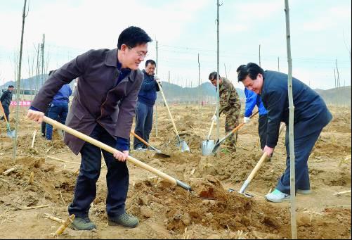 将秦皇岛的生态优势进一步放大,在未来的城市竞争中赢得主动,为建设