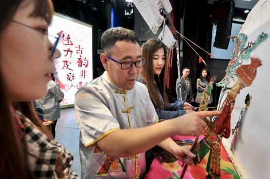 秦皇岛职业技术学院举办传统文化进