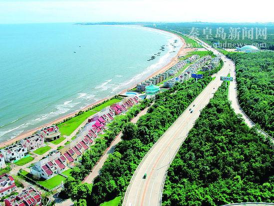 京秦高速北戴河新区支线及高速公路连接线项目