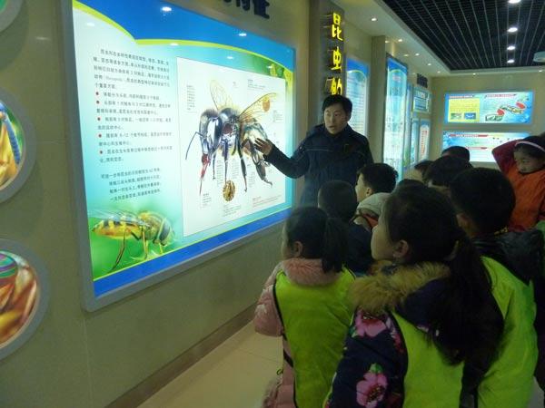 石家庄市动物园开展2016年猴年生肖文化科普活动