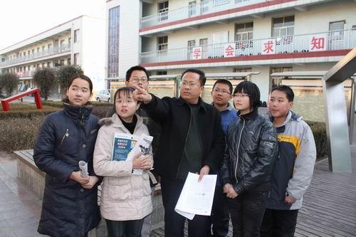 河北省涿州市双塔中学图片